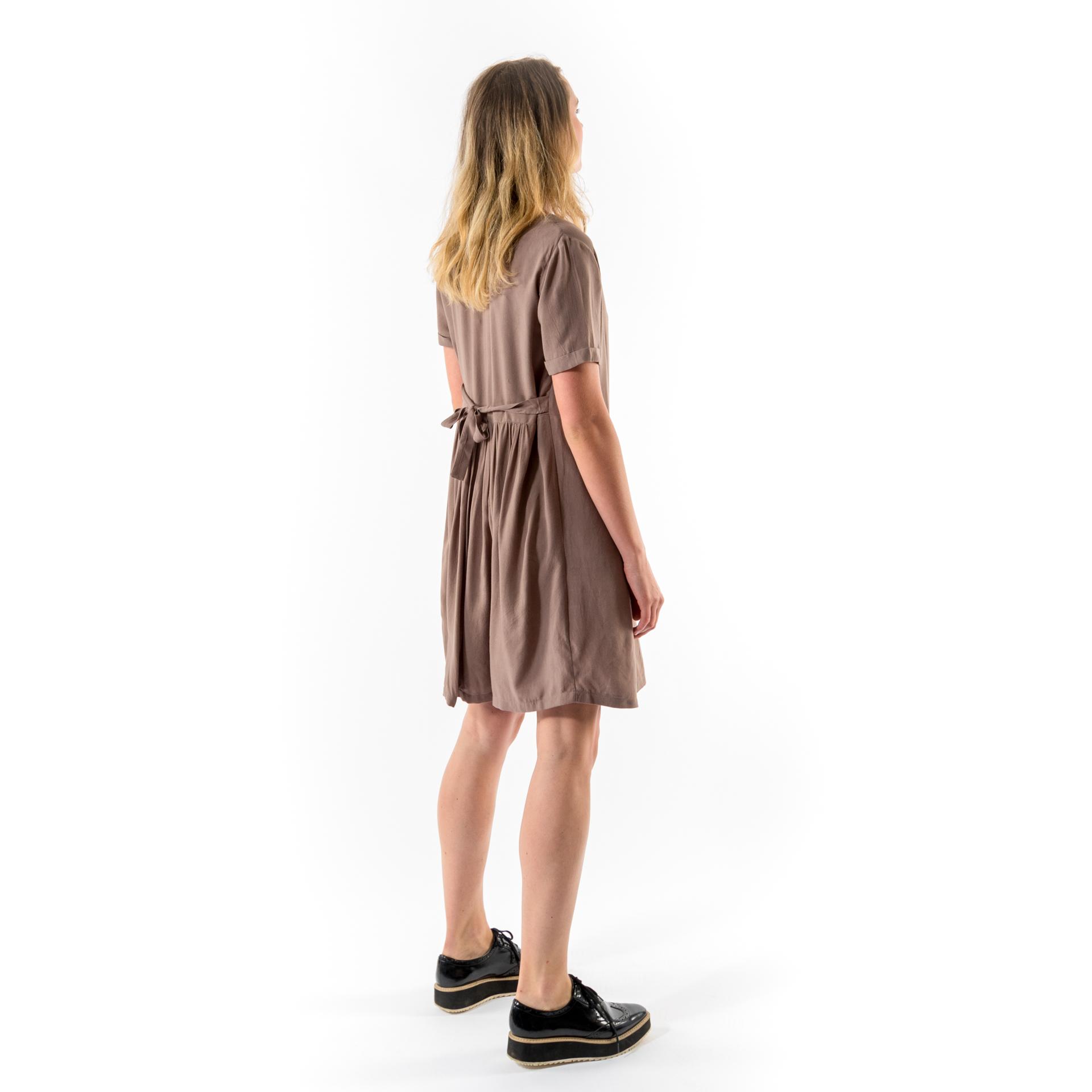 6c78e8dbd6 Kim Sassen Clothing Farm Girl Dress White Front Full. Previous  Next